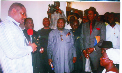 The Coalition Against Corrupt Leaders (CACOL) has urged the Economic and Financial Crimes Commission (EFCC) and other anti-graft agencies to parade all persons and institutions that are responsible for the travails of the five banks whose Chief Executives and Executive Directors where sacked the previous week by the Central Bank of Nigeria (CBN) to serve as deterrent to others.