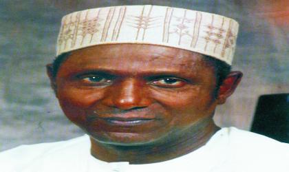 President Umaru Musa Yar'Adua.