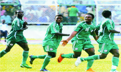 Members of the Flying Eagles that failed to fly at the 2009 FIFA World Youth Championship (WYC), in Egypt.
