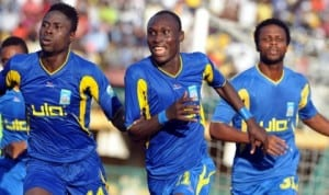 Warri Wolves players set for CAF Confederation Cup next season