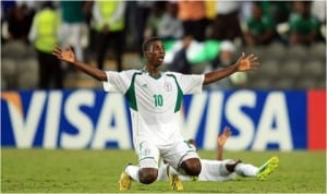 Golden Eaglets star, Kelechi Iheanacho to join CHAN Eagles