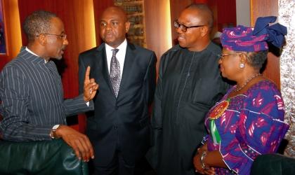 Sanusi and Okonjo-Iweala Advised Us To Save But We Refused - Peter Obi