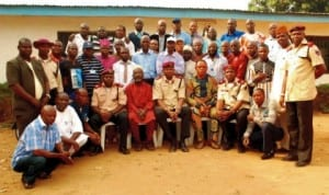 News Agency of Nigeria Drivers at a one-day capacity building workshop in Ilorin, last Saturday