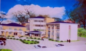 Proposed Secretariat Complex for Nigerian Union of Journalists (NUJ), Port Harcourt, Rivers State