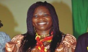 Commonwealth writers Prize Finalist, Mrs Uzoma Uponi, Photo: Newswriter