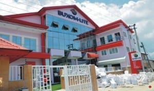 Buxom-Lite complex commissioned in Port Harcourt, recently. Photo: NAN