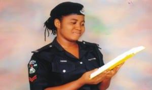 Corporal Pretty Nkorpue