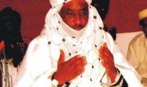 Sanusi Lamido Sanusi As New Emir Of Kano.