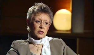LAS President, Professor Francoise Barre-Sinoussi