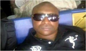 Olu Ibukun Koye, the ECOWAS staff who brought Ebola to Port Harcourt, Rivers State.