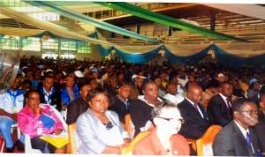 Civil Servants during the Civil Service Week in Port Harcourt, recentl. Photo: Obinna Prince Dele