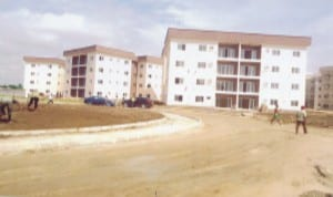 Rivers State Golf Estate nearing completion at Peter Odili Road, Port Harcourt.