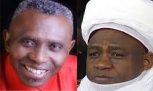 Pastor Ayo Oritsejafor And Sultan of Sokoto