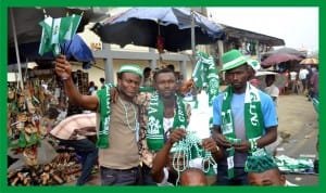 Proud to be Nigerians