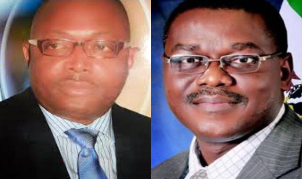 Sampson Parker And Onyebuchi Chukwu