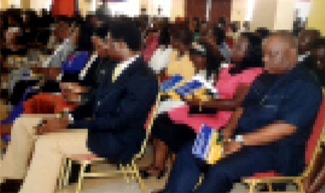 Cross section of parents during 2014 graduation cermeony of Bloombreed High School in Port Harcourt.             Photo: Nwiueh Ken