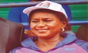 Dr (Mrs) Ipalibo Banigo