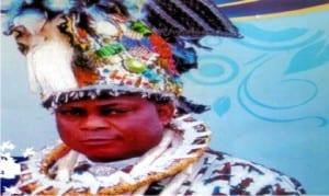 Chief Elect Inimieai F.I.R. Gobi Olei XI