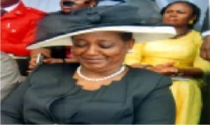 Rivers State Chief Judge, Justice Daisy Okocha