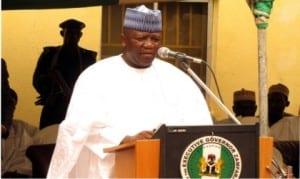 Chairman, Nigeria Governors' Forum (NGF), Alhaji Abdulaziz Yari