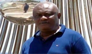 Elder Aniedi Ikoiwak, Resident Electoral Commissioner
