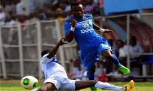 Enyimba striker, Ufon Udo