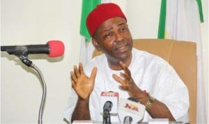 Dr Ogbonnaya Onu, Minister of Science and Technology