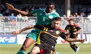 Nigeria Dream Team in one of their encounters