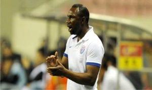 Coach Ibenge