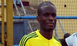 Rivers United FC defender Odinga Odinga