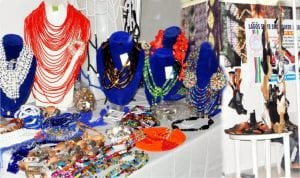 Wares displayed during a Small and Medium Scale Enterprises fair in Lagos last Monday.