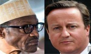 President Buhari and Prime Minister Cameron
