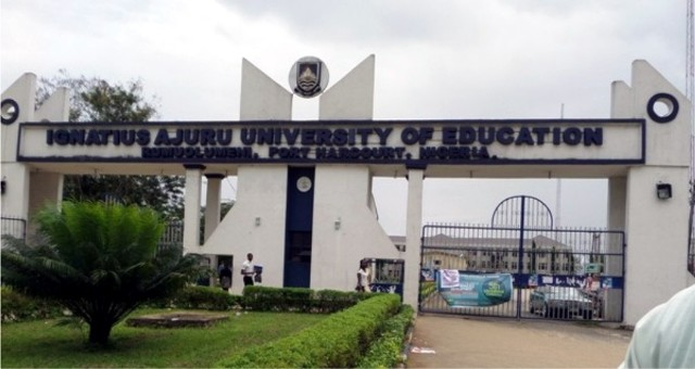 IAUE Cut off Mark 2019