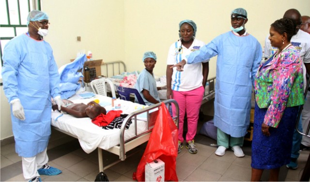 Image result for Bayelsa NMA restates commitment to healthcare delivery
