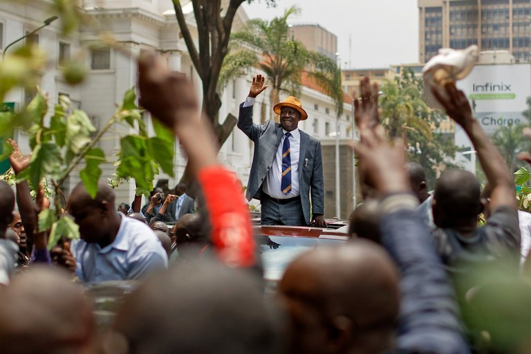 Kenya court blames polls commission for botched vote