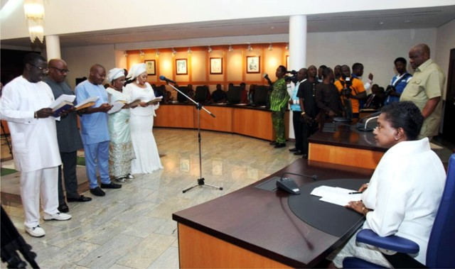 Northern Governors visit Rivers, Abia states