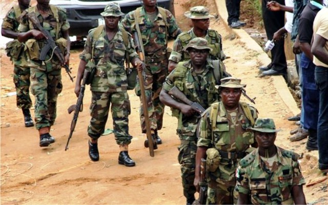 """Image result for Reps ask President Buhari to stop Army's planned """"Operation Positive Identification"""""""