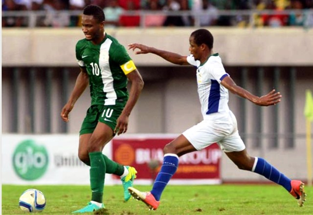 Moses, Iwobi absent as Eagles hold first training session