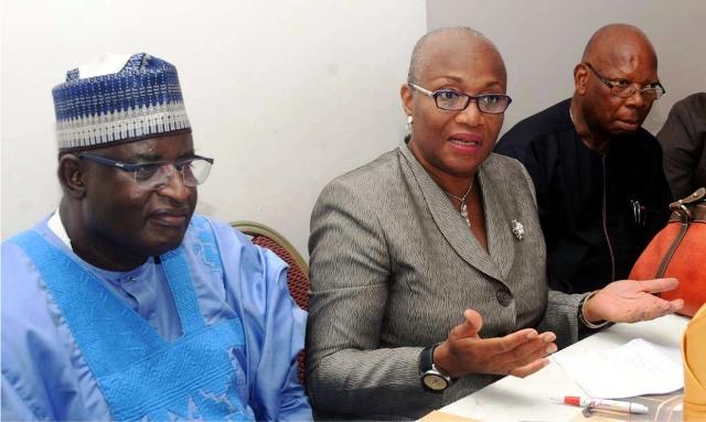 Buhari sympathises with Oyegun over Atiku's defection