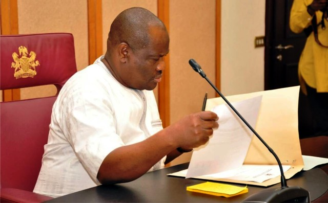 I'm recruiting Rivers people to defend democracy, says Wike