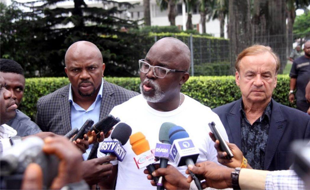 Port Harcourt to host Nigeria Vs DR Congo