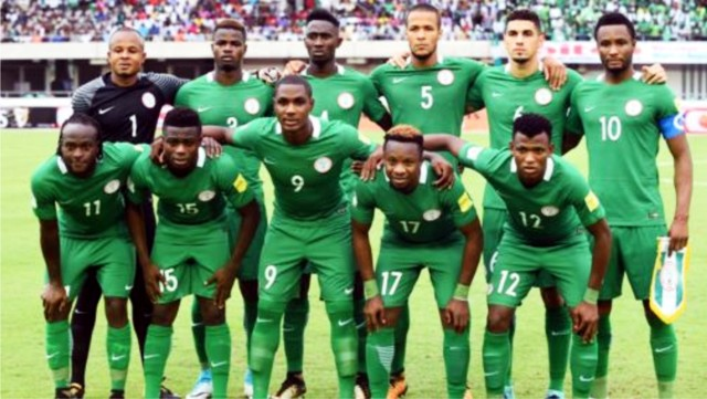 Rohr speaks on players' fitness ahead of Nigeria, Croatia match