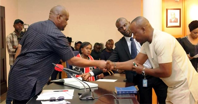 Nwanosike Accuses Amaechi Of Sponsoring Criminals
