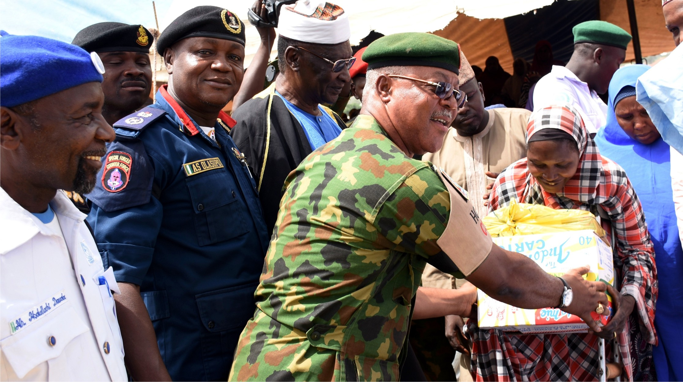 NSCDC Bursts Fake Currency Syndicate, Arrest Two - :::   The Tide