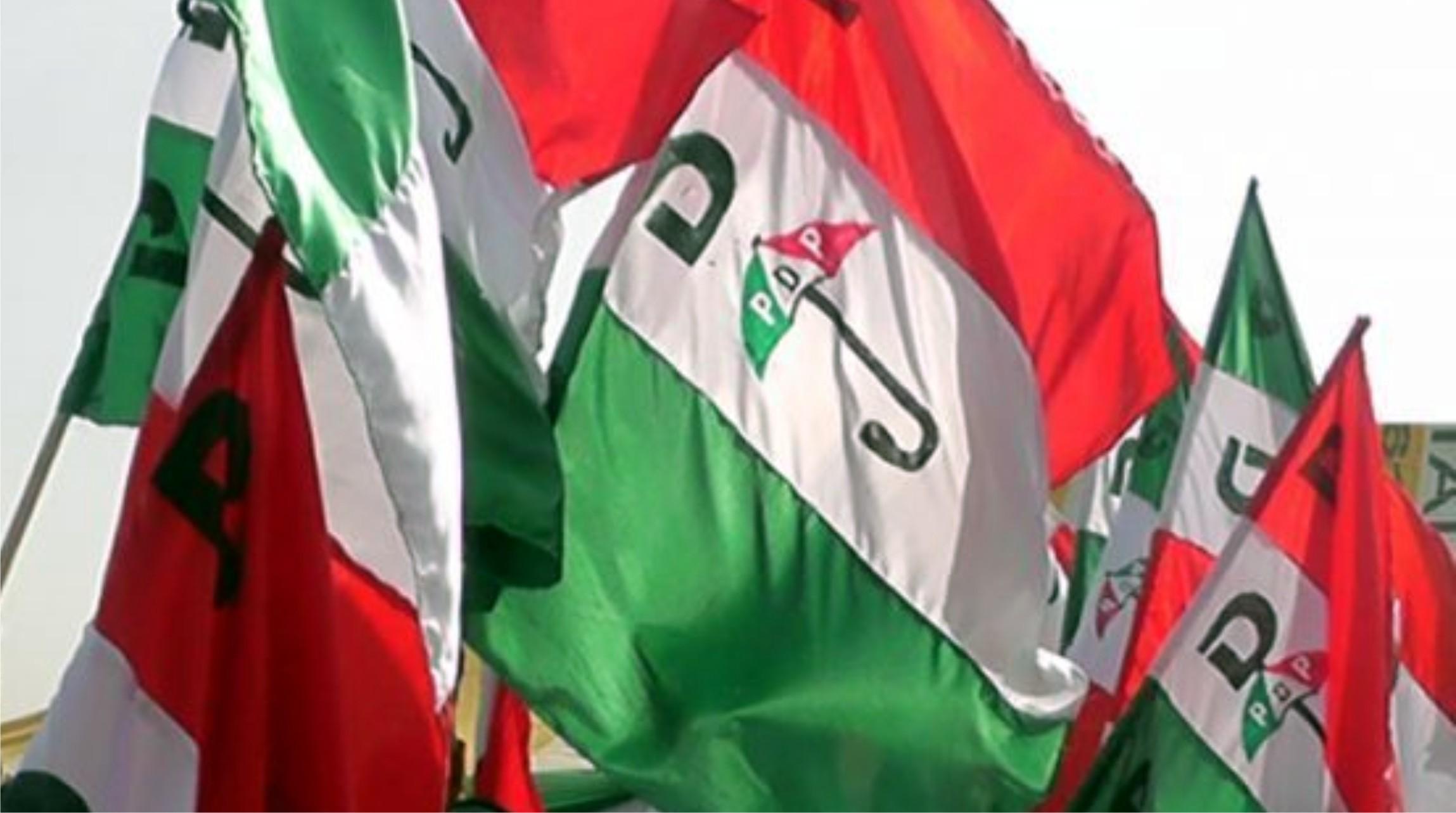 Kogi Guber Poll: 10 Aspirants Back PDP Candidate