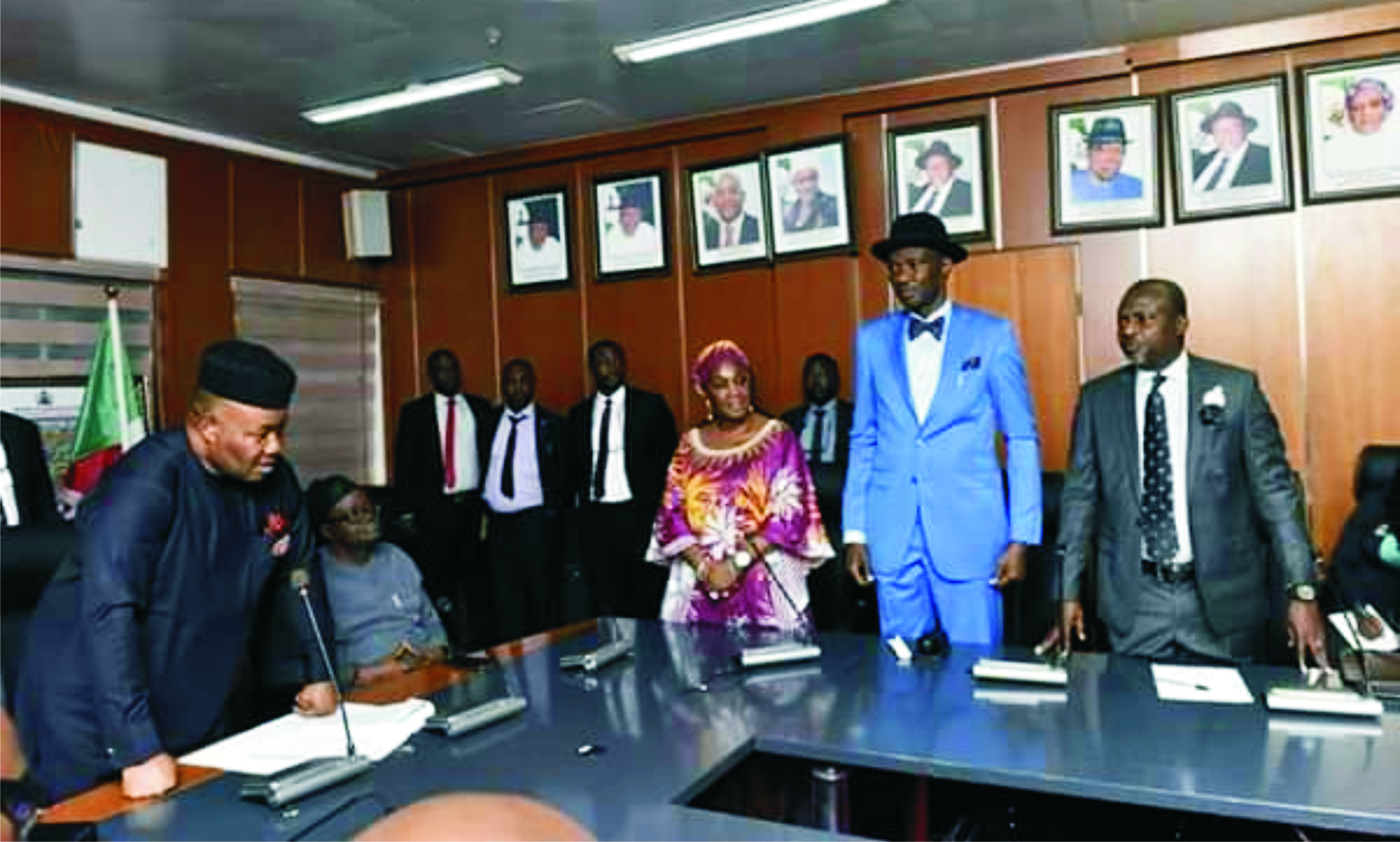 Image result for Niger Delta minister meets lawmakers over NDDC interim board