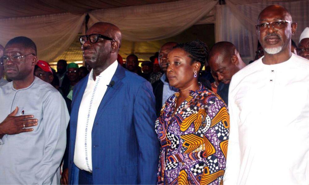 Obaseki's Aide Escapes  Gunmen Attack In Benin