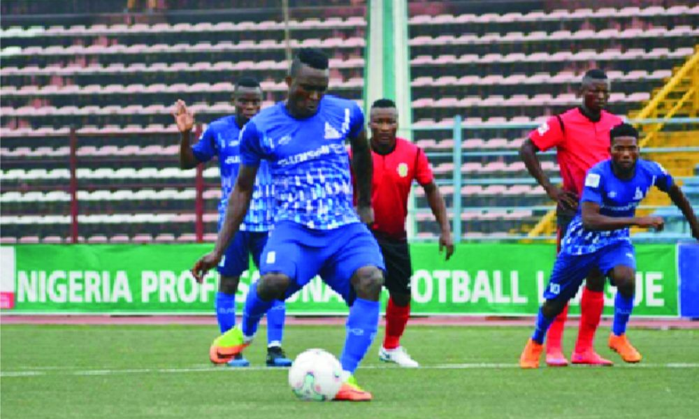 NPFL: Rivers United, Lobi Battle For Supremacy, Today