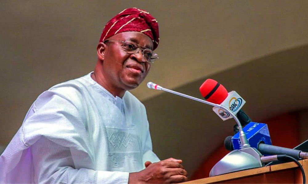 Anybody Kicking Against Amotekun Is Preposterous – Oyetola