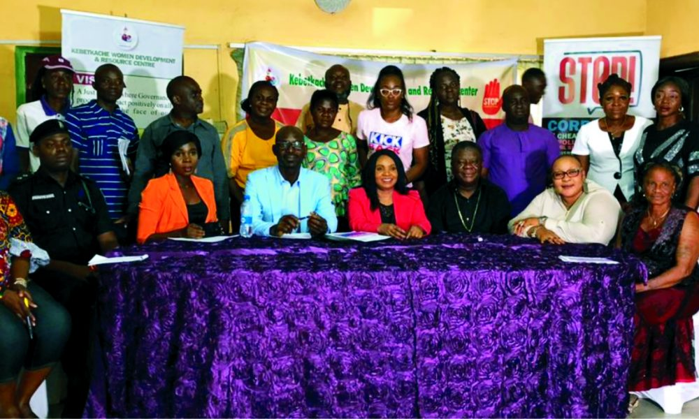 Women Rights Group Preaches Accountability, Transparency